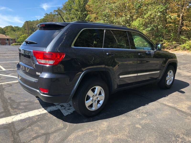 2013 Jeep Grand Cherokee 4x4 Laredo 4dr SUV - Branford CT