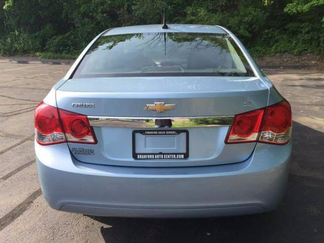 2012 Chevrolet Cruze LT 4dr Sedan w/1LT - Branford CT