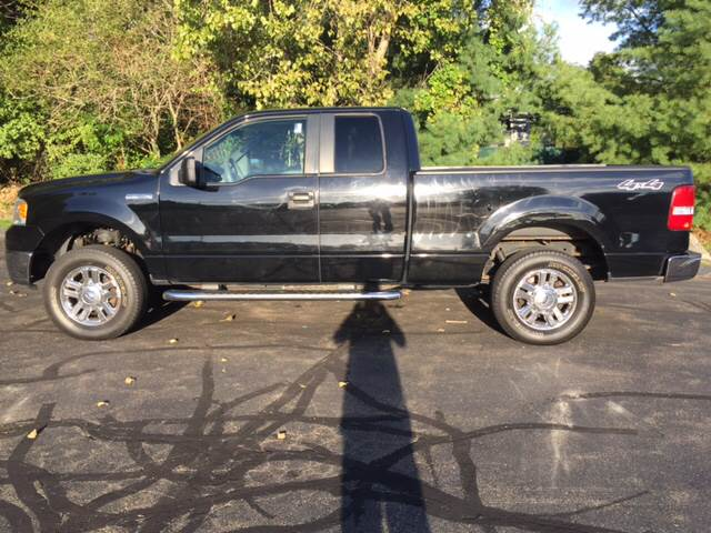2008 Ford F-150 4x4 XLT 4dr SuperCab Styleside 6.5 ft. SB - Branford CT