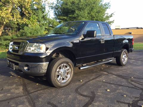 2008 Ford F-150 for sale at Branford Auto Center in Branford CT