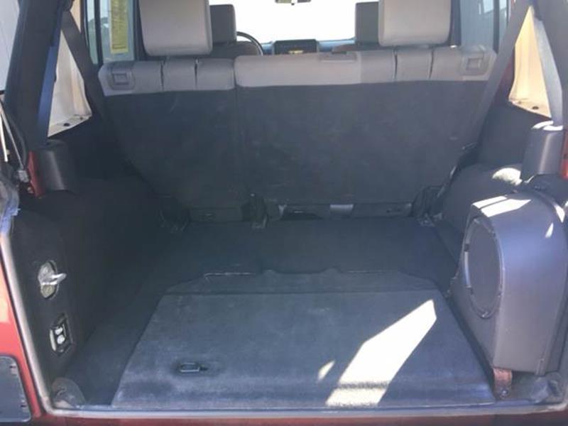 2007 Jeep Wrangler Unlimited 4x4 Sahara 4dr SUV - Branford CT