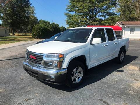 2012 GMC Canyon for sale in Harrisburg, IL