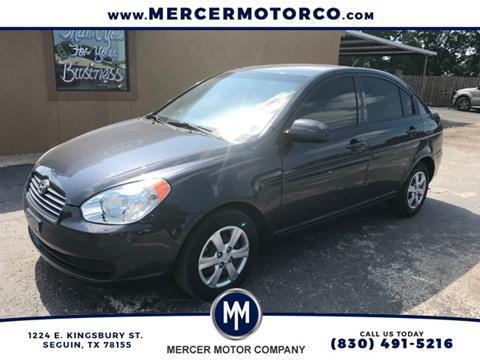2009 Hyundai Accent for sale in Seguin, TX