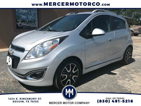 2013 Chevrolet Spark for sale in Seguin TX