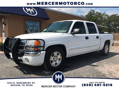 2007 GMC Sierra 1500 Classic for sale in Seguin, TX