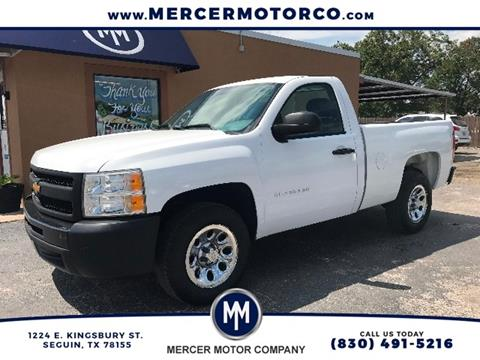 2013 Chevrolet Silverado 1500 for sale in Seguin, TX