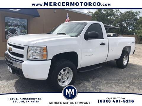 2012 Chevrolet Silverado 1500 For Sale In Seguin, TX