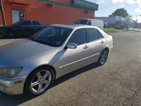2002 Lexus IS 300 For Sale In Toms River, NJ