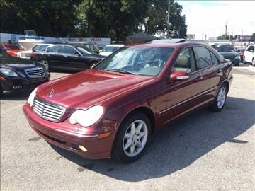 2001 Mercedes-Benz C-Class for sale in Tampa, FL