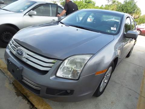 2007 Ford Fusion for sale in Tampa, FL