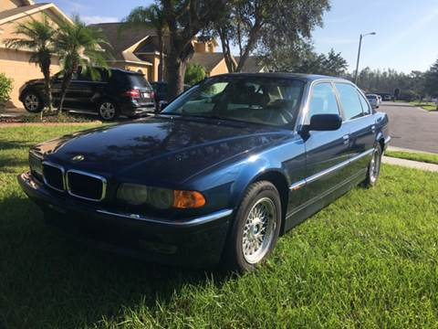 2000 BMW 7 Series for sale in Tampa, FL
