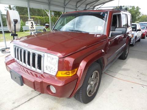 2007 Jeep Commander for sale in Tampa, FL