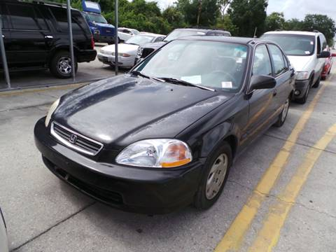 1997 Honda Civic for sale at CHECK  AUTO INC. in Tampa FL
