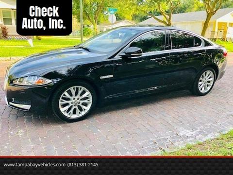 2013 Jaguar XF For Sale In Tampa, FL