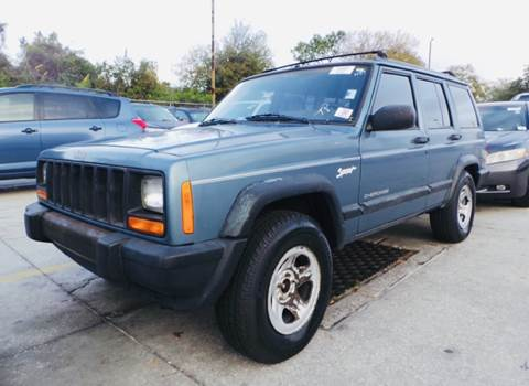 1998 Jeep Cherokee for sale in Tampa, FL