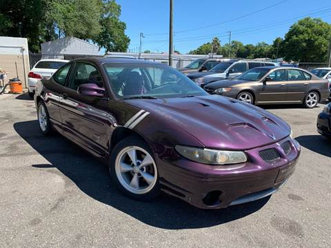 1997 Pontiac Grand Prix for sale in Tampa, FL