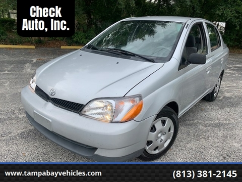 2001 Toyota ECHO for sale in Tampa, FL