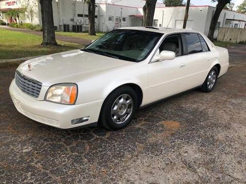 2002 Cadillac DeVille for sale in Tampa, FL