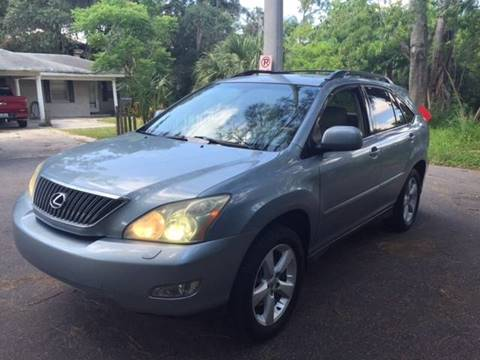 2004 Lexus RX 330 for sale at CHECK  AUTO INC. in Tampa FL