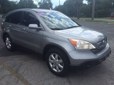 2008 Honda CR-V for sale at CHECK  AUTO INC. in Tampa FL