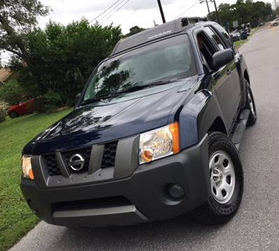 2007 Nissan Xterra for sale at CHECK  AUTO INC. in Tampa FL