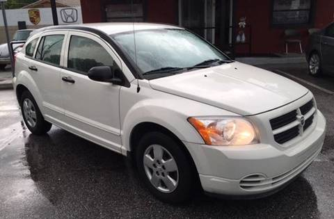 2007 Dodge Caliber for sale at CHECK  AUTO INC. in Tampa FL