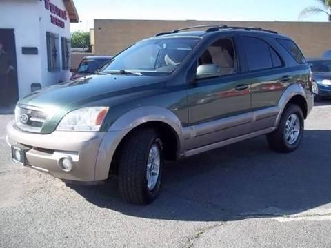 2004 Kia Sorento for sale at CHECK  AUTO INC. in Tampa FL