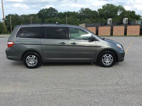 2007 Honda Odyssey for sale at CHECK  AUTO INC. in Tampa FL