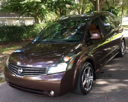 2007 Nissan Quest for sale at CHECK  AUTO INC. in Tampa FL