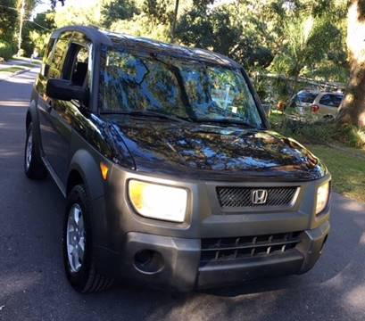 2003 Honda Element for sale at CHECK  AUTO INC. in Tampa FL