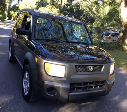 2003 Honda Element for sale in Tampa, FL