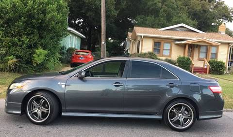 2008 Toyota Camry for sale at CHECK  AUTO INC. in Tampa FL