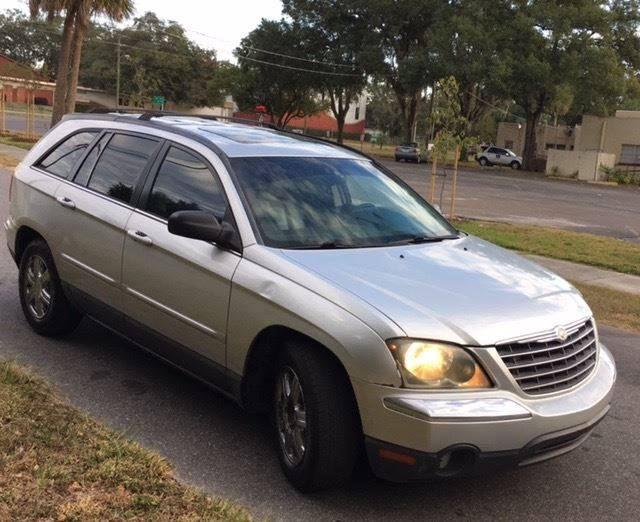 2004 Chrysler Pacifica for sale at CHECK  AUTO INC. in Tampa FL
