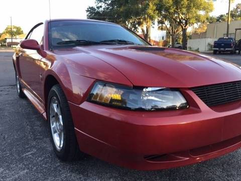 2002 ford mustang for sale florida. Black Bedroom Furniture Sets. Home Design Ideas