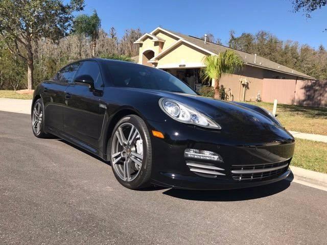 2013 Porsche Panamera for sale at CHECK  AUTO INC. in Tampa FL