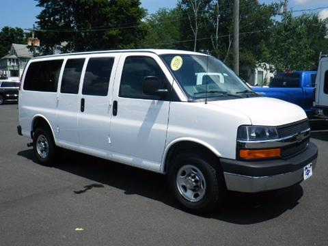 2016 Chevrolet Express Passenger for sale in Terryville, CT