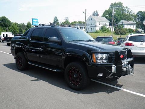 2013 Chevrolet Black Diamond Avalanche for sale in Terryville, CT