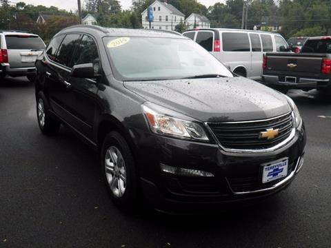 2014 Chevrolet Traverse for sale in Terryville, CT