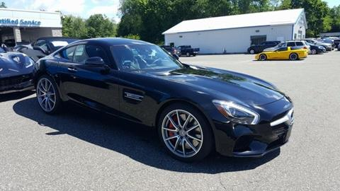 2016 Mercedes-Benz AMG GT for sale in Terryville, CT