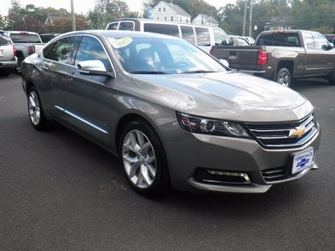 2017 Chevrolet Impala for sale in Terryville, CT