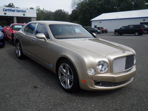 2011 Bentley Mulsanne for sale in Terryville, CT