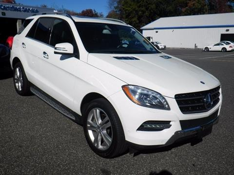 2013 Mercedes-Benz M-Class for sale in Terryville, CT
