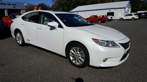 2014 Lexus ES 300h for sale in Terryville, CT