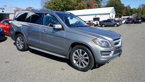 2015 Mercedes-Benz GL-Class for sale in Terryville, CT