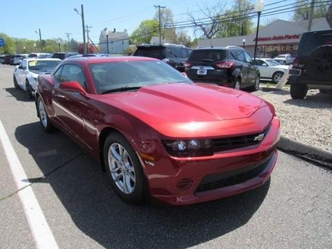 2014 Chevrolet Camaro for sale in Terryville, CT