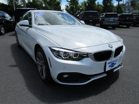 2018 BMW 4 Series for sale in Terryville, CT