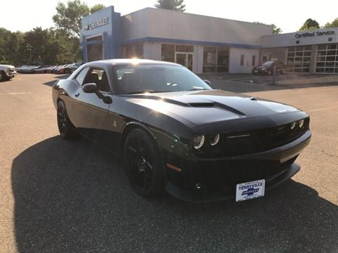 2015 Dodge Challenger for sale in Terryville, CT