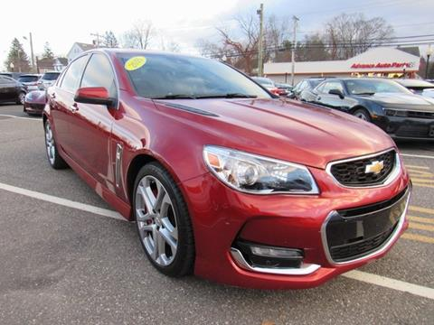 2016 Chevrolet SS for sale in Terryville, CT