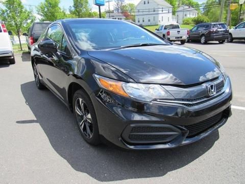 2015 Honda Civic for sale in Terryville, CT