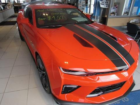 2018 Chevrolet Camaro for sale in Terryville, CT